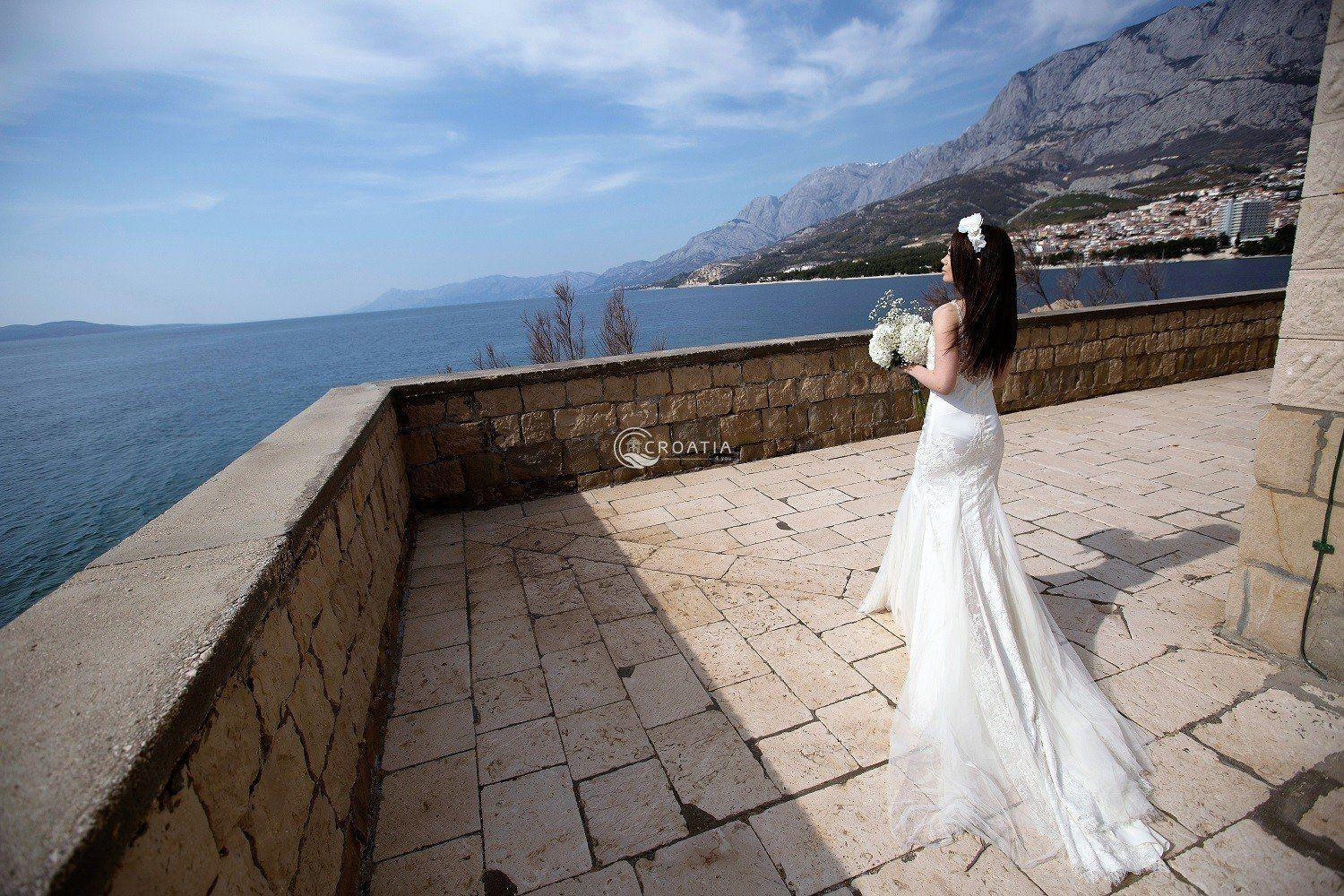 Lighthouse wedding on Makarska riviera (7 days)