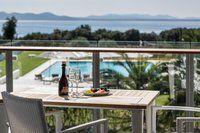 Apartment 100m2 with terrace in Zadar area - complete management