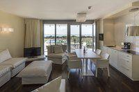 Apartment 135m2 with terrace in Zadar area - complete management