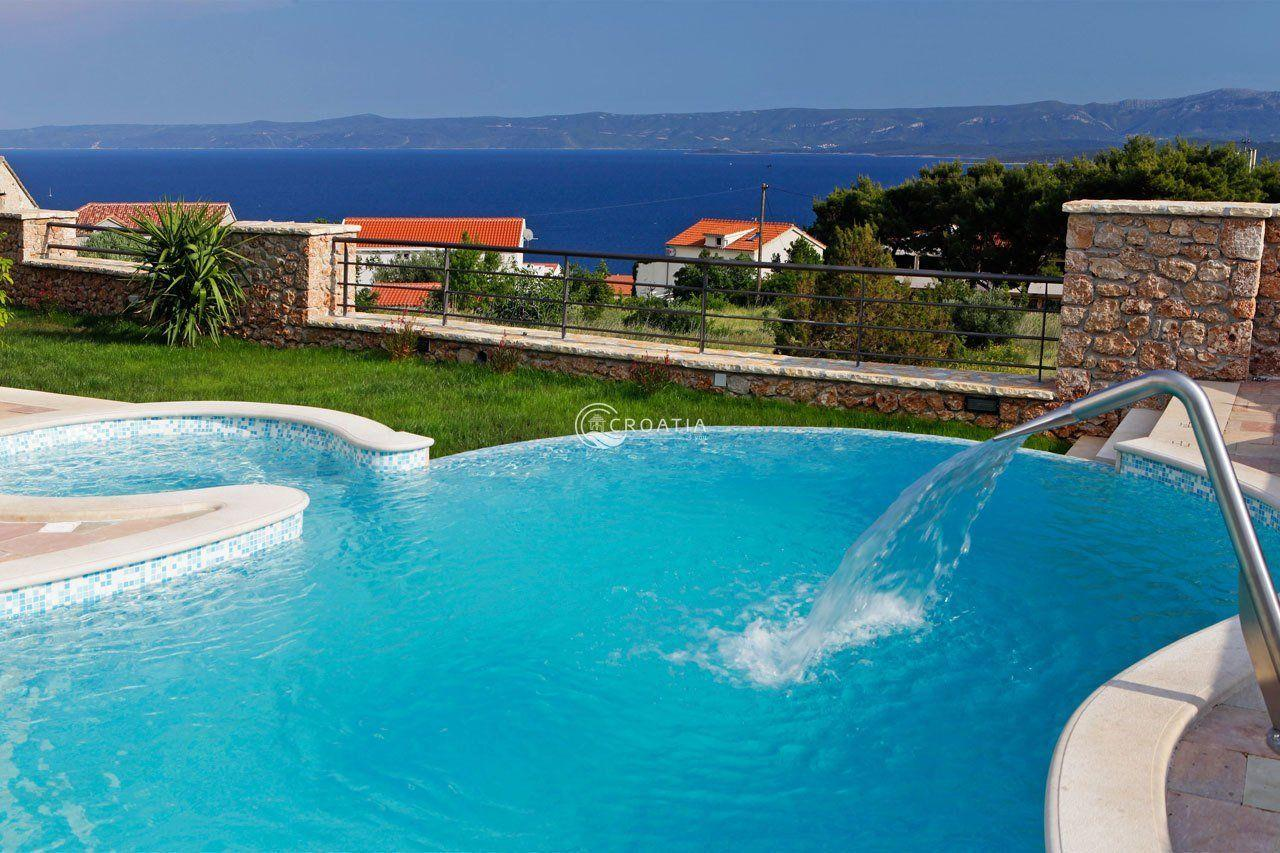 Beautiful Villa in Bol, Brač island