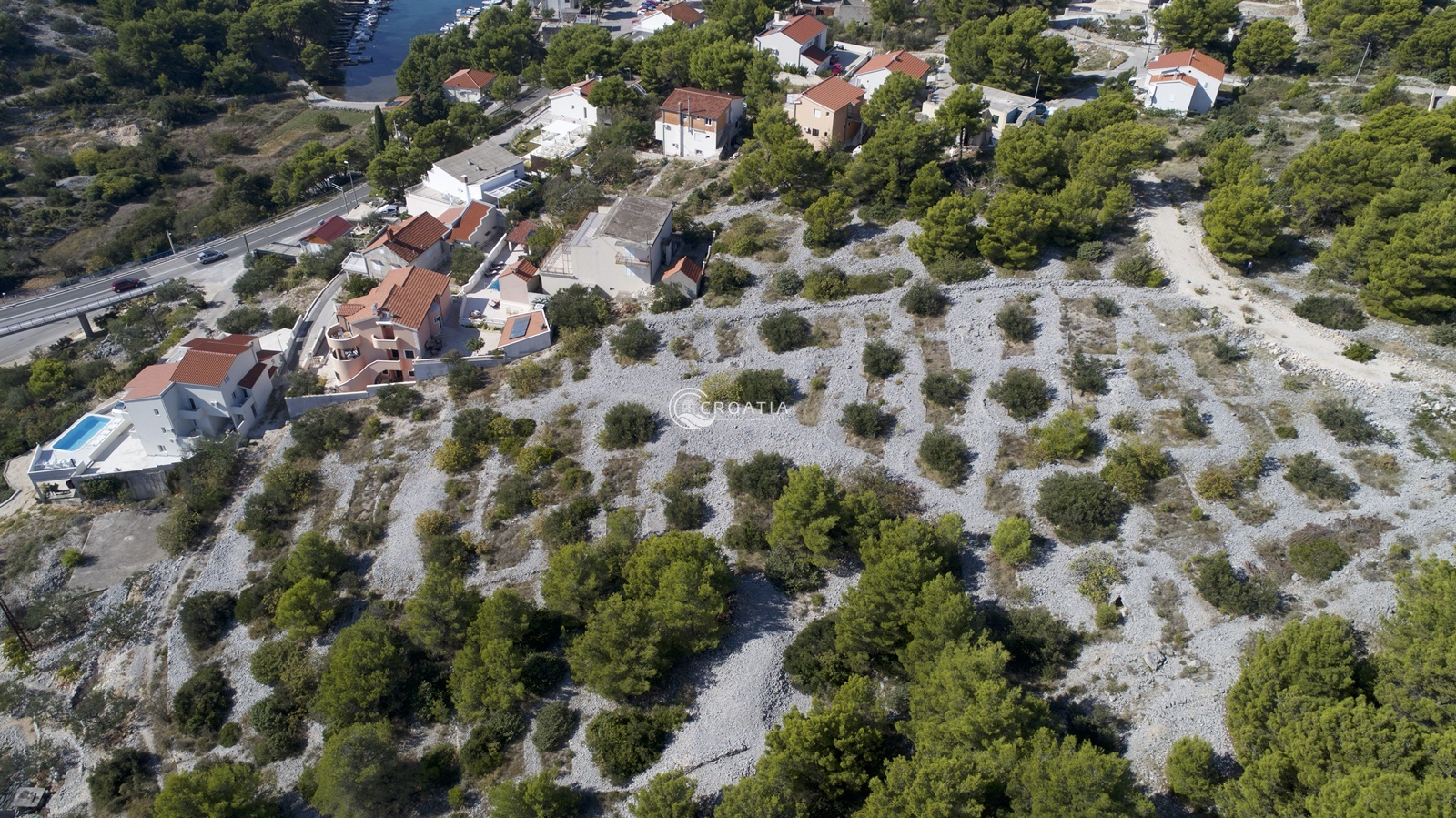 Building land in Primosten for sale