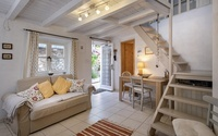 Completely renovated old stone holiday homes on the island of Hvar